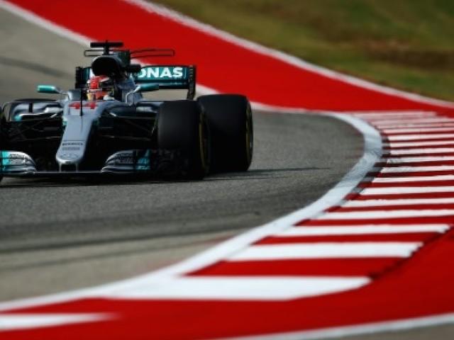 GP des Etats-Unis: Hamilton le plus rapide des premiers essais libres