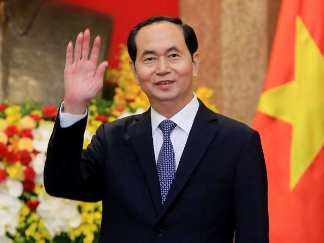 Mort à 61 ans du président vientnamien Tran Dai Quang