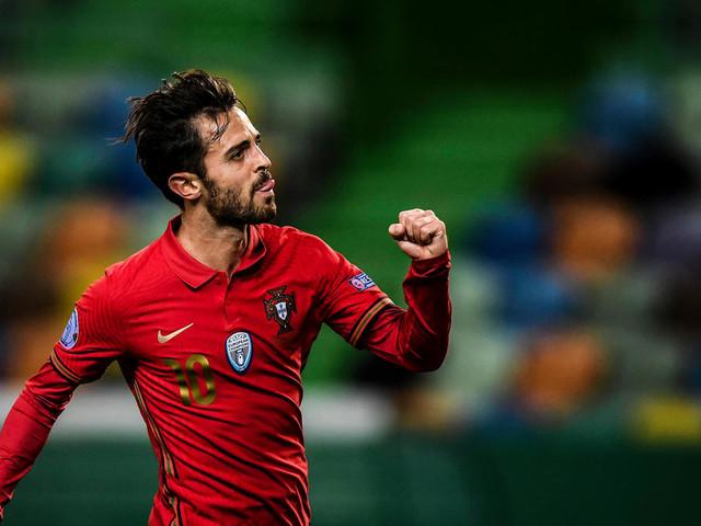Ligue des nations: sans Ronaldo, le Portugal assure devant la Suède