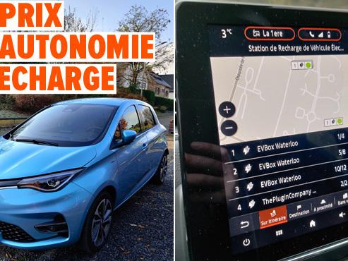 Les tests de Mathieu: la Renault ZOE a doublé son autonomie, mais cette petite voiture électrique tient-elle une semaine ?