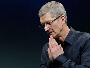 Tim Cook visite l'Irlande suite au renoncement d'Apple d'y investir 1 milliard de dollars
