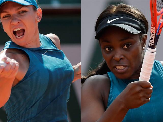 Roland-Garros : cinq choses à savoir sur la finale Simona Halep-Sloane Stephens
