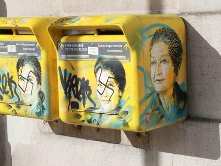 Une série d'inscriptions antisémites découvertes en l'espace de quelques jours à Paris