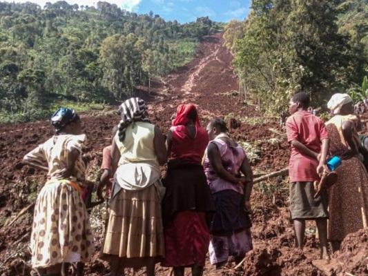 Ouganda: au moins 12 morts dans des inondations, dans l'ouest