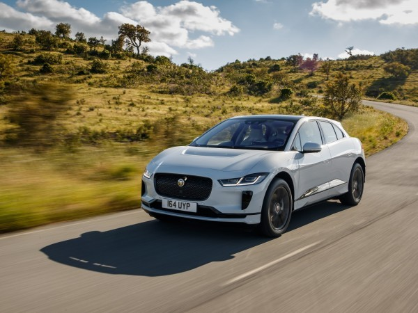 Le Jaguar I-Pace (2019) gagne en autonomie