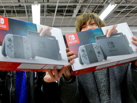 Le pionnier de la high-tech Nintendo sort des accessoires... en carton