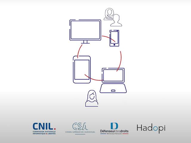 Avec son kit du citoyen numérique, la CNIL veut nous former au «numérique responsable»