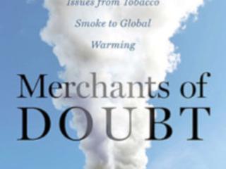 Incertitudes climatiques et marchands de doute