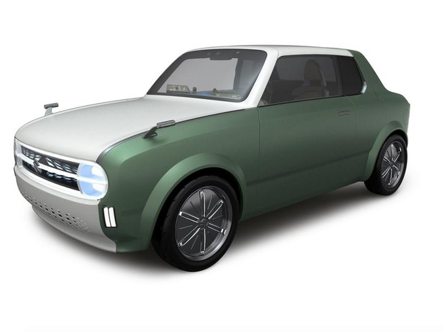 Salon de Tokyo 2019 : Suzuki surprend avec le concept Waku Spo