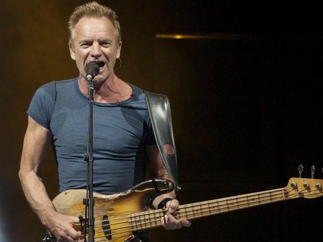 Sting en concert au château de Chambord le 1er juillet