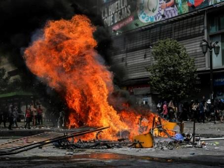 La finale de Copa Libertadores maintenue au Chili malgré les violences