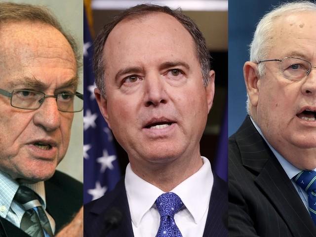 Destitution de Donald Trump : Alan Dershowitz, Adam Schiff, Kenneth Starr... qui sont les acteurs-clés du procès ?