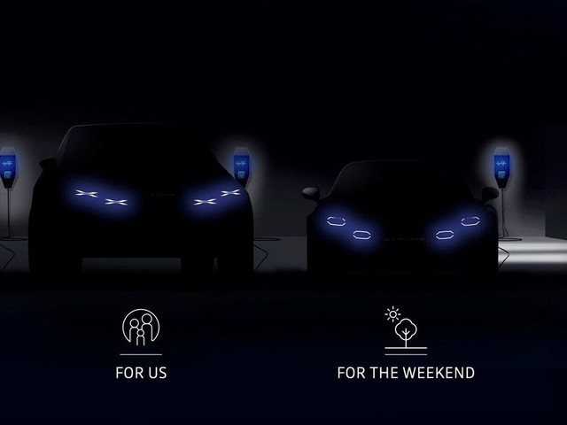 Renaulution : Alpine devient 100% électrique, avec 3 nouveaux modèles dont un SUV