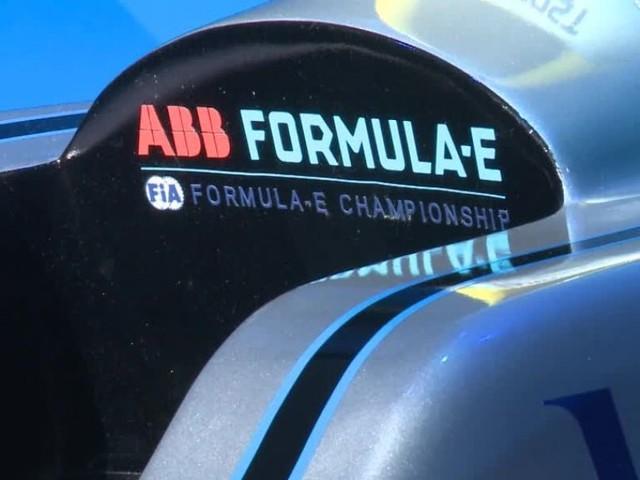 Formule E - La Formule E dévoile son premier sponsor-titre