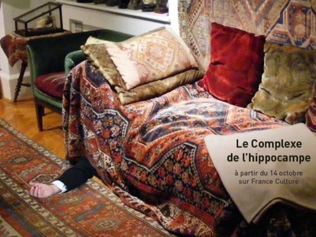 """""""Le complexe de l'Hippocampe"""" de Guillaume Adler (1/5) : """"Mon univers s'écroule"""""""
