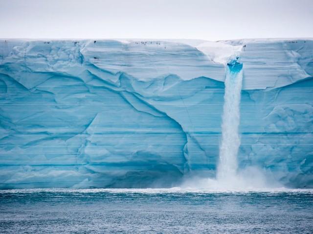 En Antarctique, comment la fonte d'un glacier de la taille de la Floride pourrait enclencher un effet domino