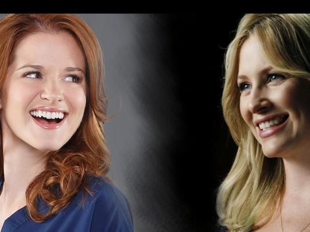 Grey's Anatomy saison 14 : Clap de fin pour Sarah Drew (April) et Jessica Capshaw (Arizona), les acteurs de la série leur rendent hommage !