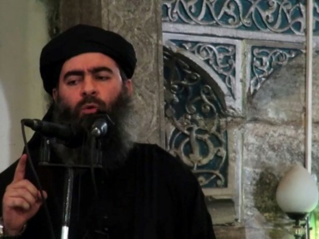 Le chef de l'EI est vivant et soigné dans le nord-est syrien (responsable irakien)