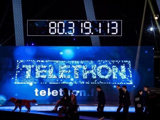 """Téléthon : """"Globalement, les choses se présentent plutôt bien"""" malgré la grève, selon l'AFM"""