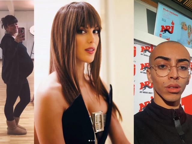 Alizée, Iris Mittenaere, Bilal Hassani... le top 10 des photos Instagram de la semaine