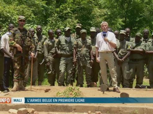 La Belgique joue un rôle de premier plan au Mali et au Tchad: mais pourquoi doit-on être présent sur place? (vidéo)