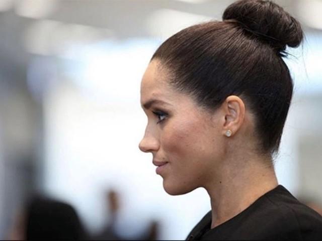 Cheveux : 3 coiffures empruntées à Meghan Markle