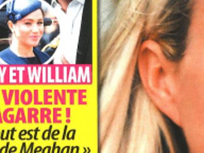 Prince William, Kate Middleton violente bagarre avec Harry, la faute de Meghan Markle (photo)