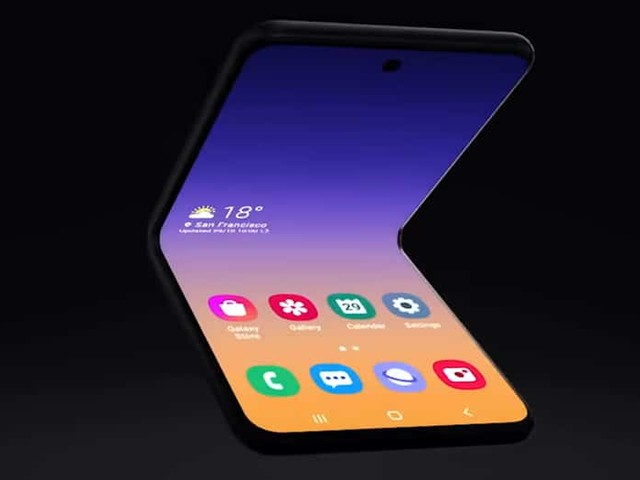 Le Galaxy Z Flip est le vrai nom du Galaxy Bloom, alias Galaxy Fold 2