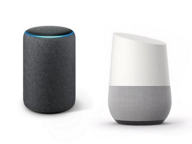 Amazon Alexa et Google Home pouvaient vous enregistrer et voler vos mots de passe