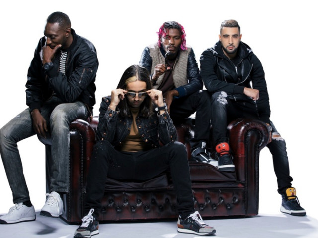 Ghetto Phénomène invite Jul, Soprano et Keblack sur son nouvel album