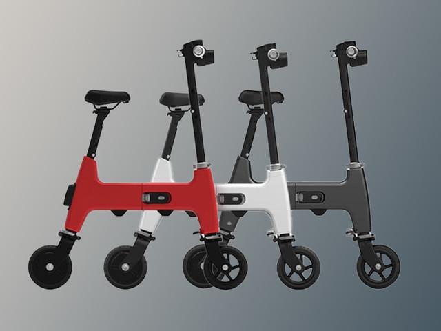 HIMO H1 : Xiaomi dévoile un scooter électrique pliable qui tient dans le sac à dos