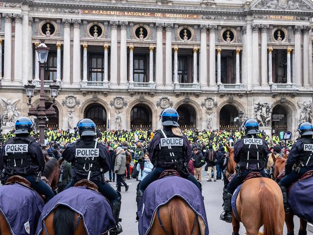 Après les gilets jaunes, les policiers obtiennent une augmentation auprès du gouvernement