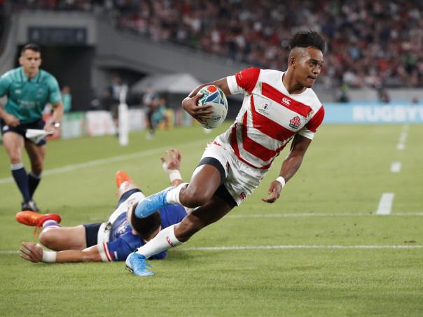 Coupe du monde rugby 2019 / A : un choc Japon – Ecosse en direct