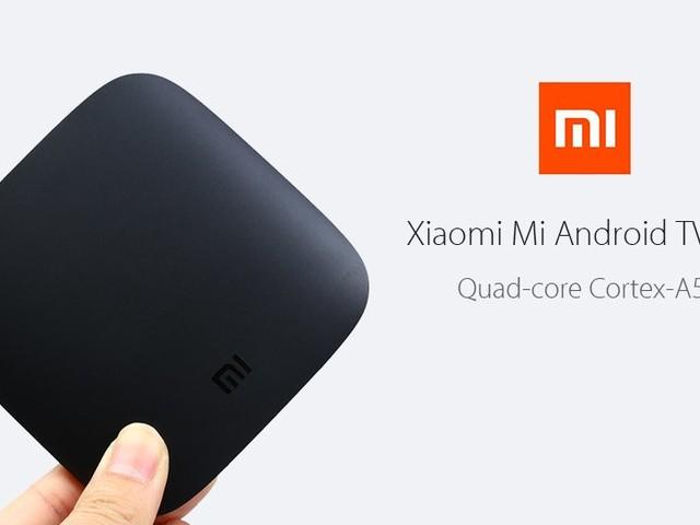 Xiaomi Mi TV Box 3, box Android TV 4K compatible Netflix, MyCanal, Molotov à 37€74