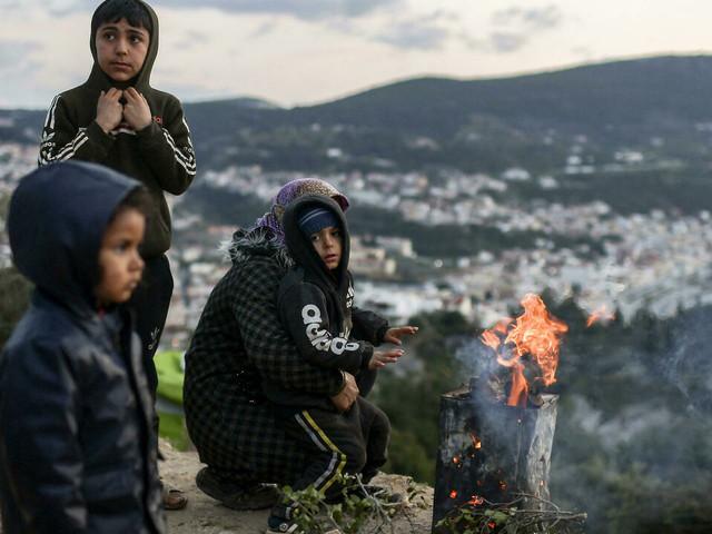 """La Grèce inaugure son premier camp """"fermé"""" pour demandeurs d'asile"""