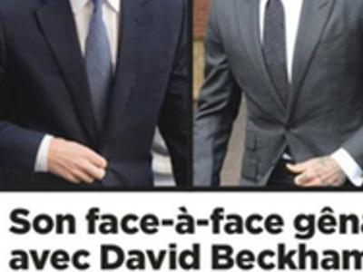 David Beckham fâché, en colère contre Harry et Meghan Markle, la raison