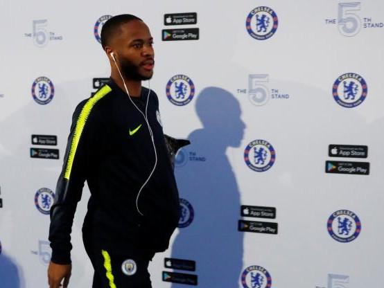 Foot - ANG - Angleterre : Raheem Sterling reçoit le soutien de l'Association des joueurs