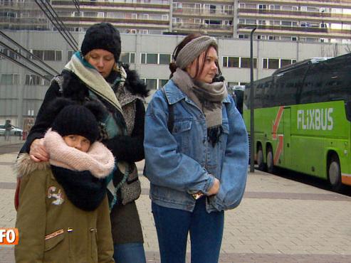 Vacances gâchées: cette famille de Liège devait rejoindre Londres, mais leur bus en a décidé autrement...