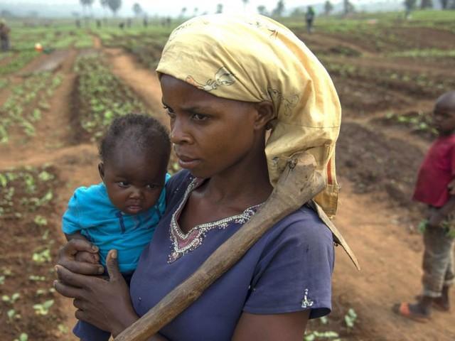 RDC: 400 000 enfants risquent de mourir de faim dans le Kasaï