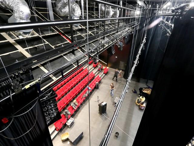 """Basée sur """"l'expérience spectateur"""", la nouvelle Halle Ô Grainsinaugurée ce jeudi à Bayeux"""