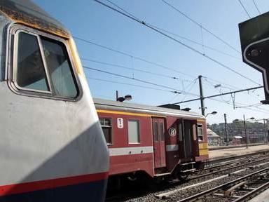 Circulation ferroviaire interrompue entre Namur et Andenne