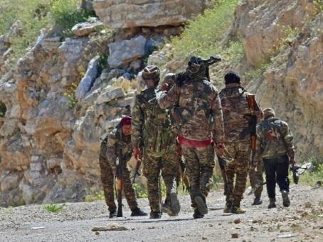 Syrie: les forces arabo-kurdes ratissent le camp jihadiste de Baghouz