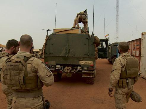 RTL INFO a suivi les militaires belges au Mali (1/3): quelle est leur mission sur place?