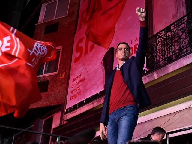 Espagne: le parti socialiste remporte les élections législatives avec 120 sièges