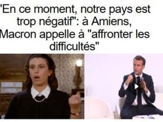 Macron VS Thérèse