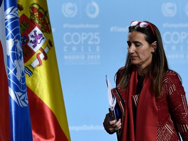 Les négociations s'éternisent pour tenter d'éviter un échec cuisant à la COP25