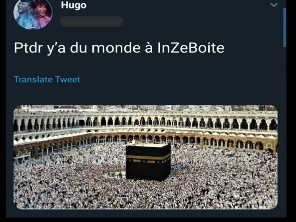 #JeSoutiensHugo : on est en 2019 et il faut encore rappeler que le blasphème n'existe pas en France…