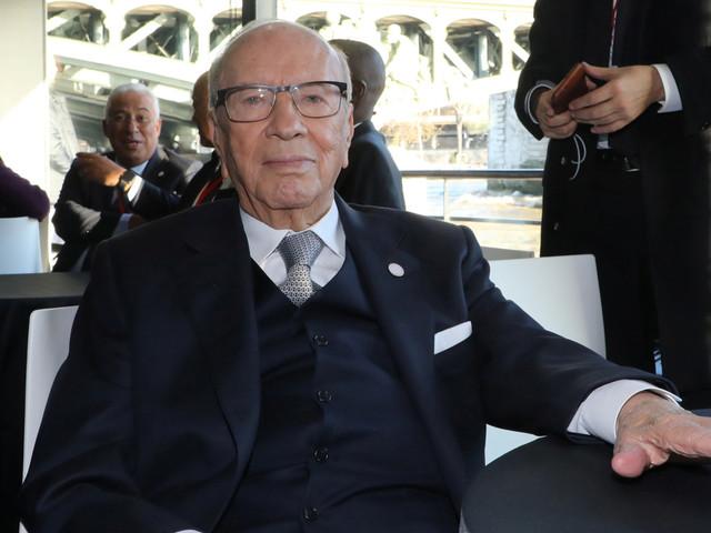 Les Changements climatiques, un risque existentiel par rapport à la subsistance et au développement de la Tunisie selon Béji Caid Essebsi
