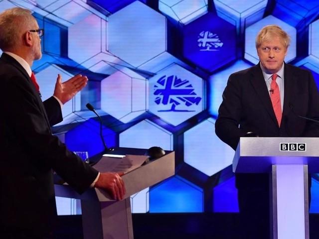 Royaume-Uni : un dernier face-à-face prudent entre Boris Johnson et Jeremy Corbyn