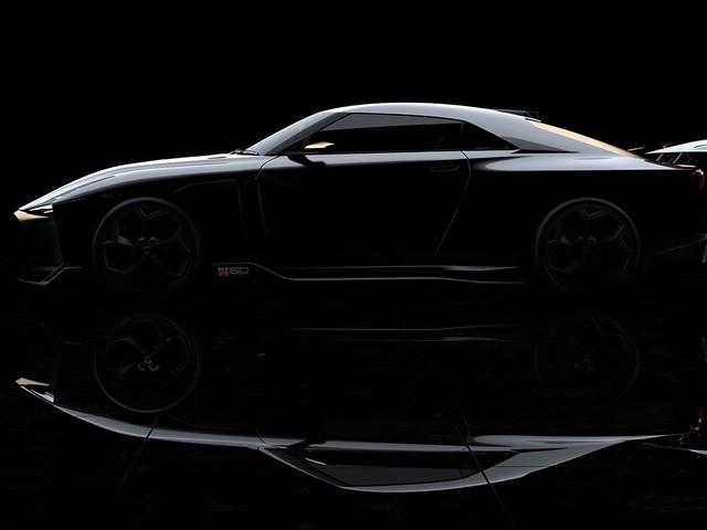 La Nissan GT-R50 par Italdesign à Goodwood